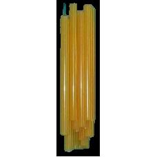 Ragasztóstift mézsárga 20 cm 25 db-os