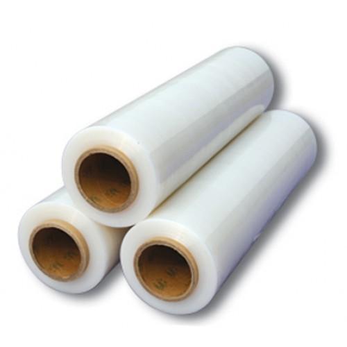 Stretchfólia kézi TEKERCS- 4kg/tek -  500mm/23micron LLDPE