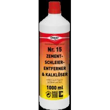 Geiger Cementfátyol-eltávolító és mészoldó 1000 ml